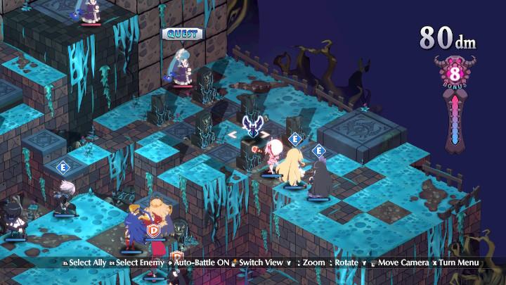 Disgaea 6 - Zed's World