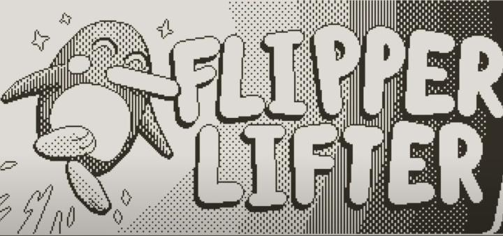 Flipper Lifter