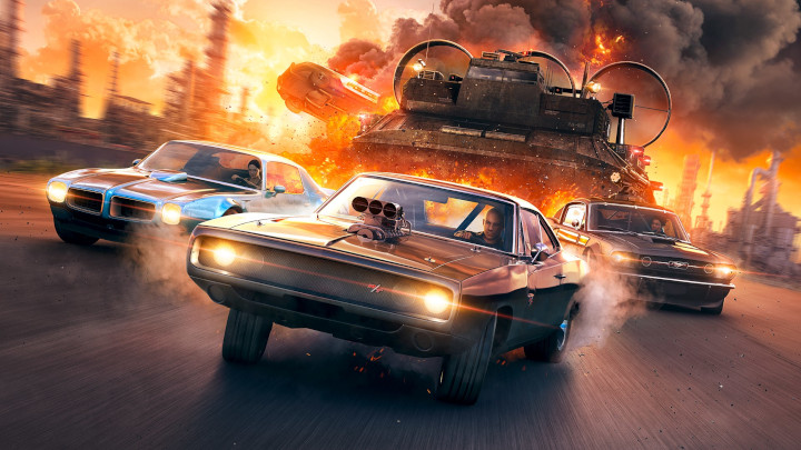 A Brief History of Every Fast & Furious Video Game