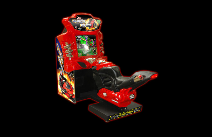 The Fast and the Furious: Super Bikes - 2006 arcade game
