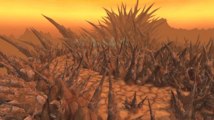 World of Warcraft - Blade's Edge Mountains