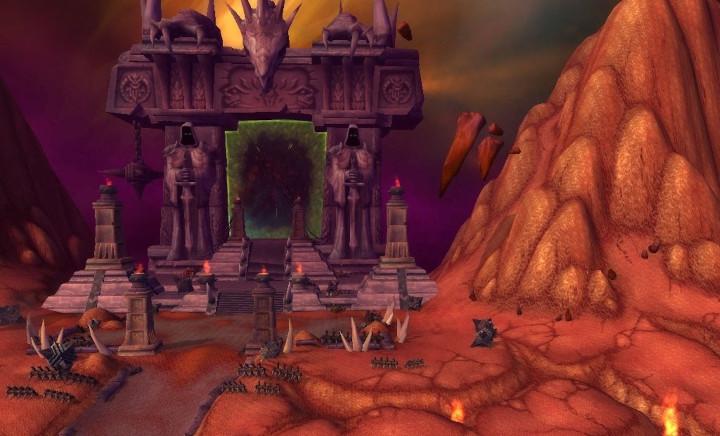 World of Warcraft - Hellfire Peninsula