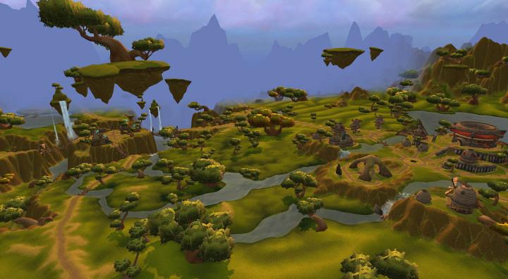 World of Warcraft - Nagrand