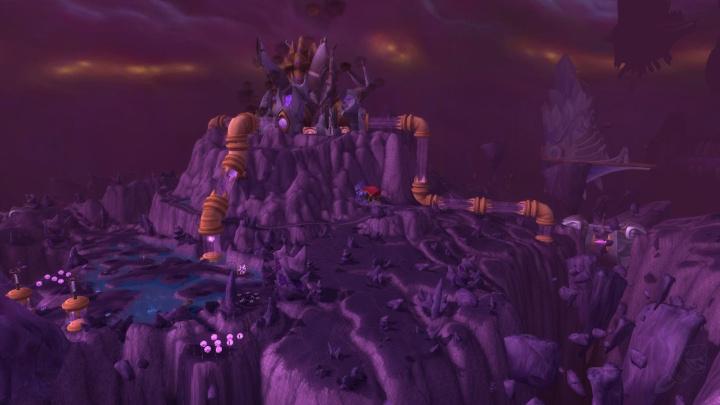 World of Warcraft - Netherstorm