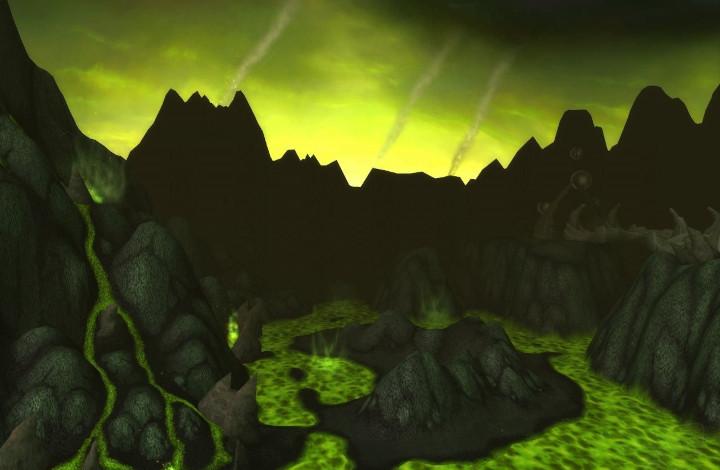 World of Warcraft - Shadowmoon Valley