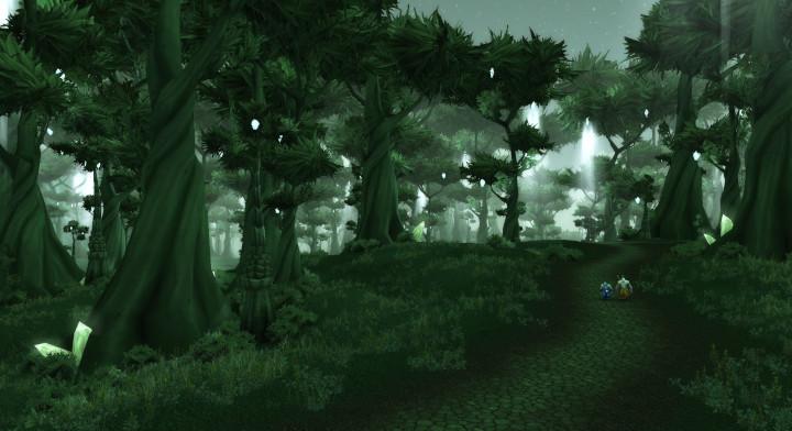 World of Warcraft - Terokkar Forest