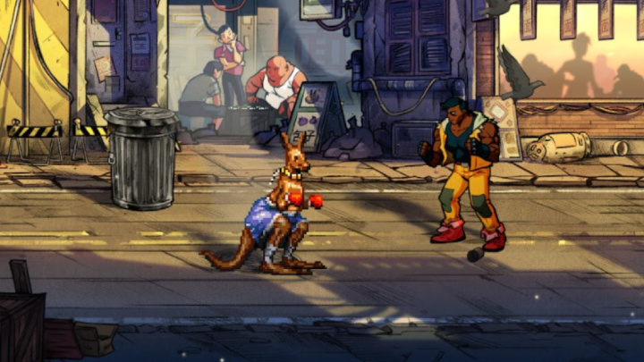The Mr. X Nightmare DLC Makes Streets of Rage 4 Even Greater