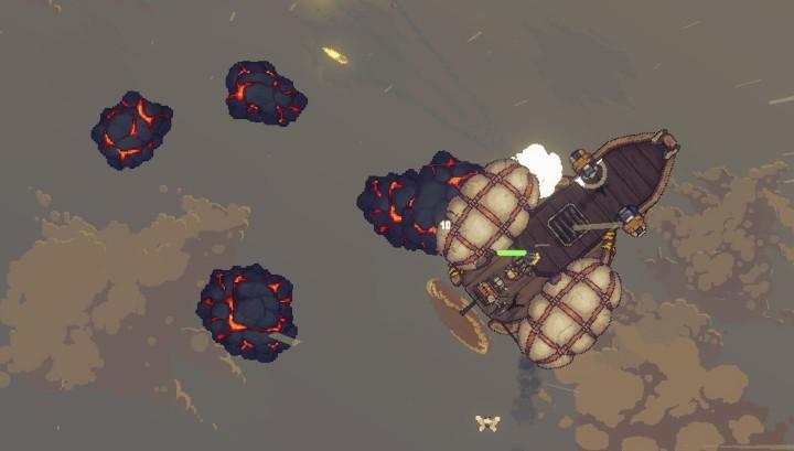 Black Skylands - asteroids
