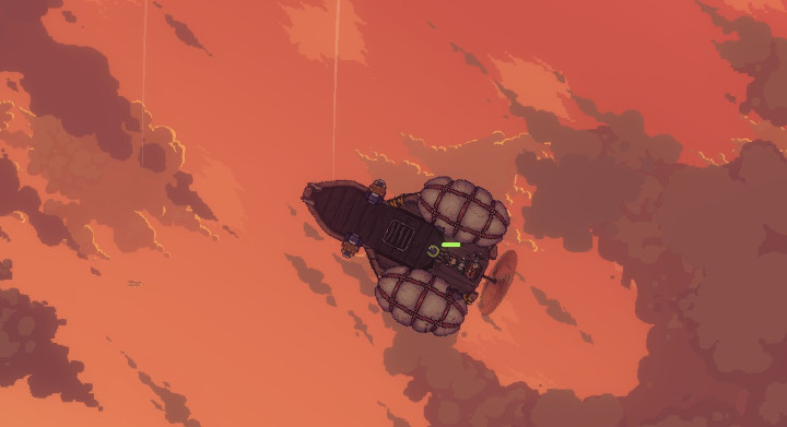 The Pixel Art in Black Skylands Is Shockingly Detailed and Stunningly Gorgeous