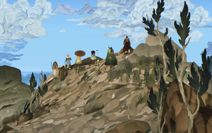 Book of Travels Early Access Has Been Delayed Until Late August