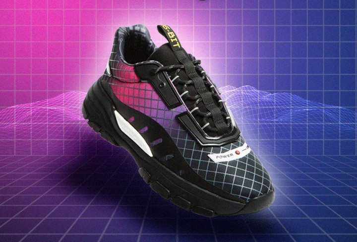Lavair and Sega Team Up for Some Truly Hideous Retro-Console-Themed Shoes