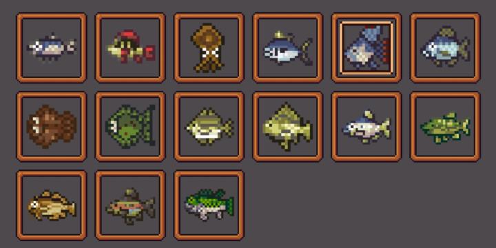 Monster Harvest - Fish