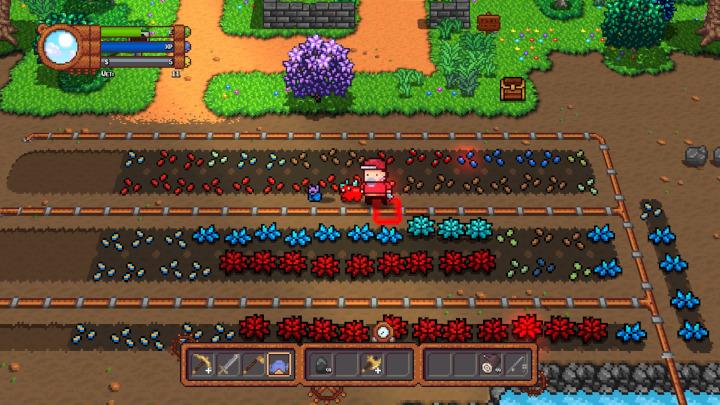 Monster Harvest - Irrigation