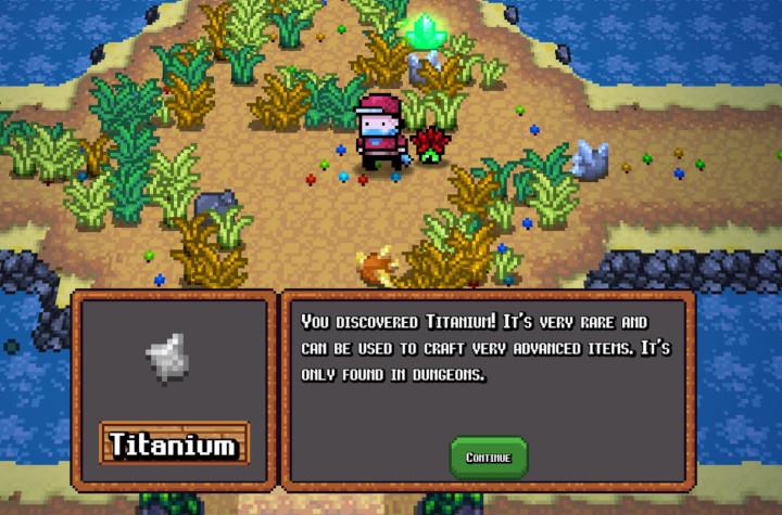 Monster Harvest - Titanium
