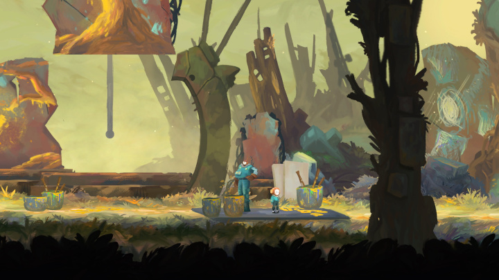 Out of Line Interview: Limbo and Ghibli Influence, Creating a Heartfelt Puzzler