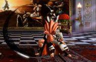 Samurai Shodown's Next DLC Character Is Baiken from Guilty Gear