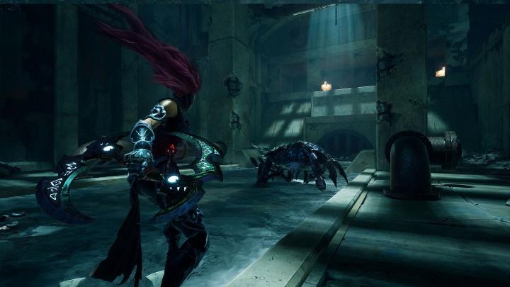 Darksiders III Bug Enemy