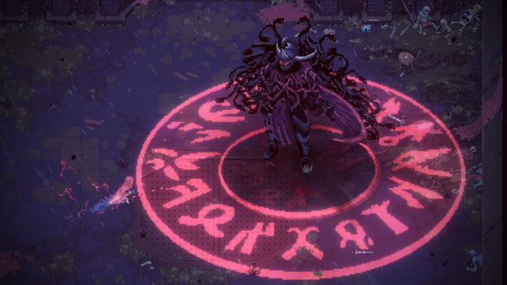 Eldest Souls Guardian Boss