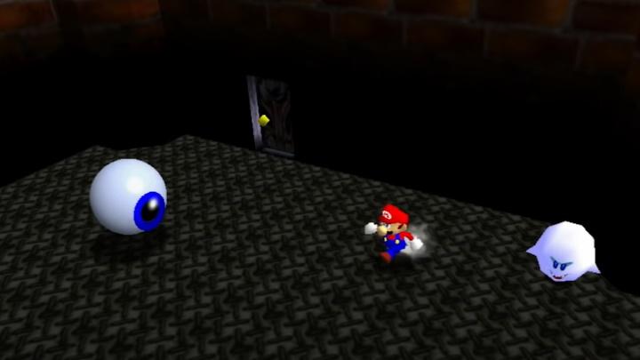 Super Mario 64 - Big Boo's Haunt