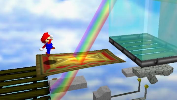 Super Mario 64 - Rainbow Ride