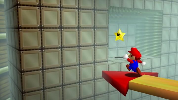 Super Mario 64 - Tick Tock Clock