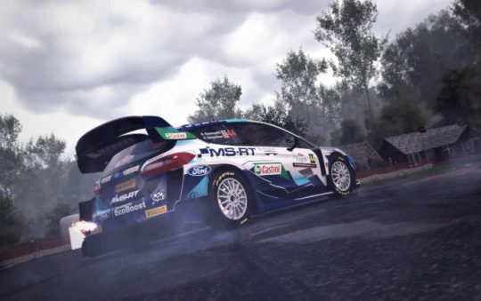 WRC 10 FIA World Rally Championship Is Just as Good as Last Year's WRC, and That's the Problem