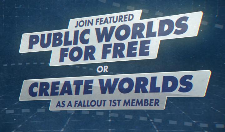 Fallout 76 - Fallout Worlds