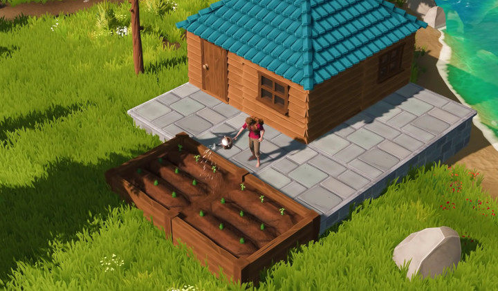 Farming Adventure Game Len's Island Gets a November Early Access Release Date