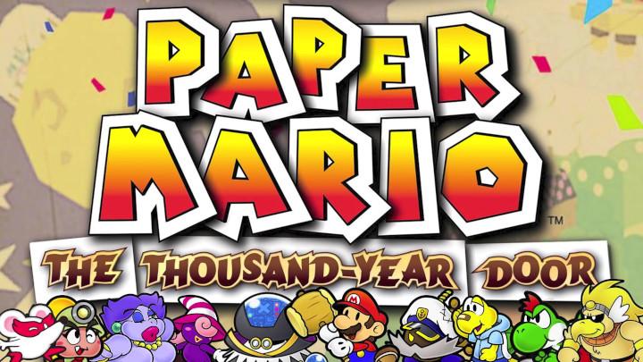 aper Mario: The Thousand-Year Door