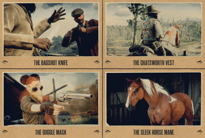 Red Dead Online - Quick Draw Club Pass No. 3