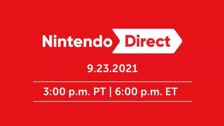 September 23 Nintendo Direct