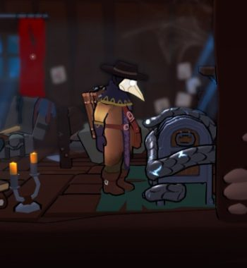 The Serpent Rogue Is a Pleasant Crafting Game With an Adorably Macabre Art Style