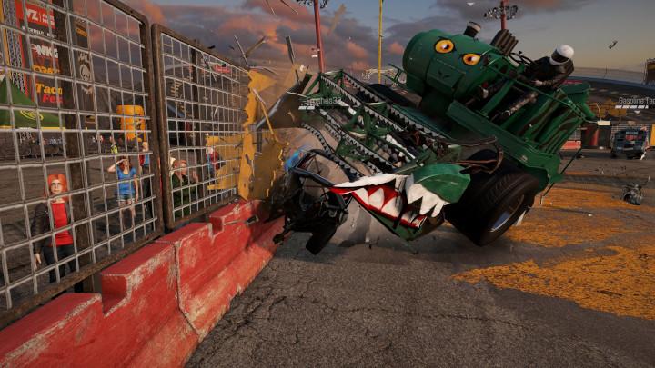 Wreckfest Is a Whole Lot of Smish-Smash, Crish-Crash Fun
