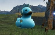 Death Stranding Director's Cut: How to Unlock the Rubber Ducky Holograms