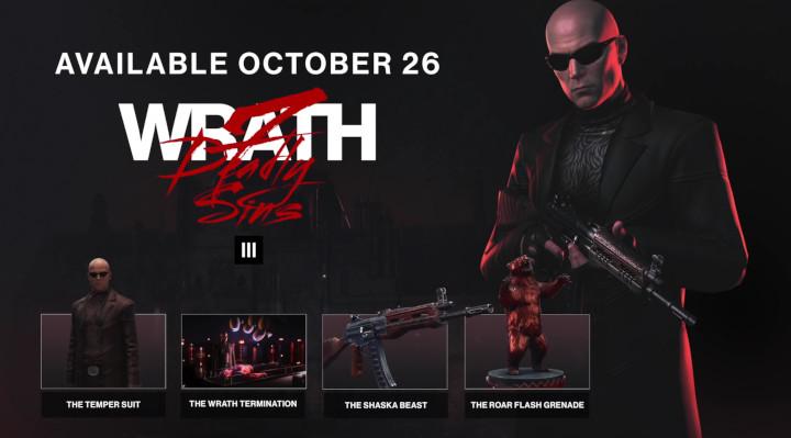 Hitman 3 - Season of Wrath