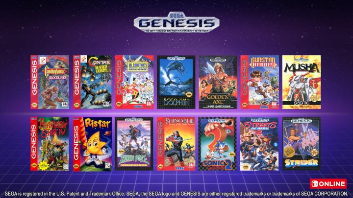 Nintendo Switch Genesis Expansion