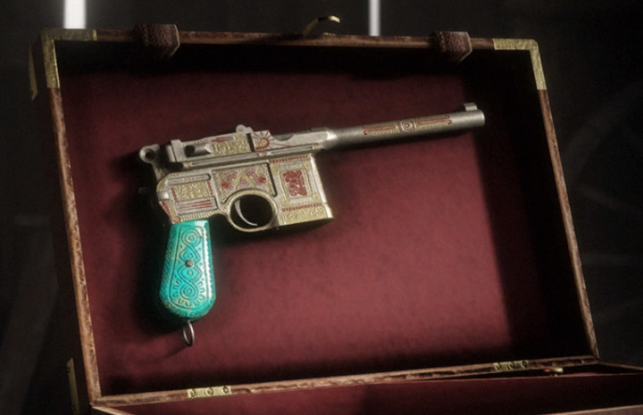 Red Dead Online - Mauser Pistol Variant