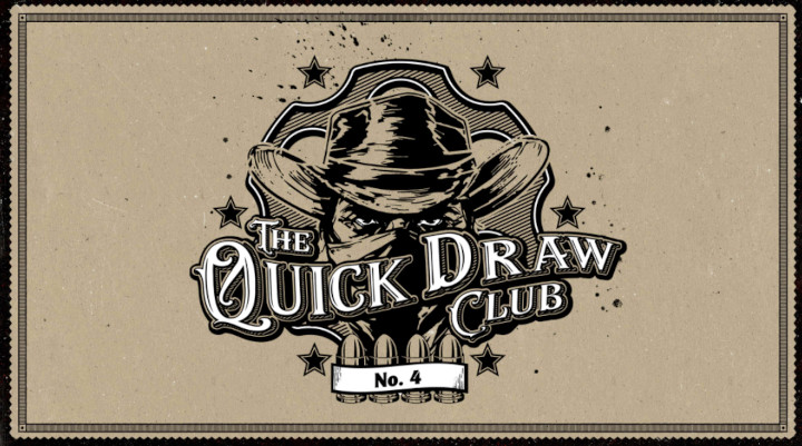 Red Dead Online - Quick Draw Club Pass No. 4